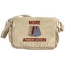 More Accordion-1 Messenger Bag