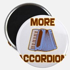 More Accordion-1 Magnet