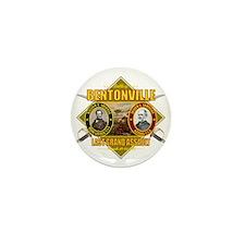 Bentonville (battle)1 Mini Button