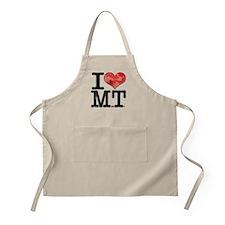 I Love MeaT!! Apron