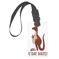 GDay Mate Kangaroo Luggage Tag