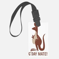 GDay Mate Kangaroo Luggage Tag