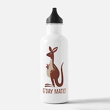 GDay Mate Kangaroo Water Bottle
