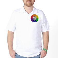 GSAbuttonRainbow T-Shirt