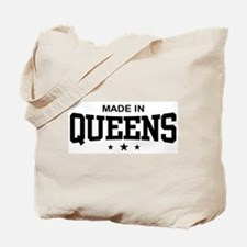 Made in Queens Tote Bag