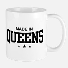 Made in Queens Mug