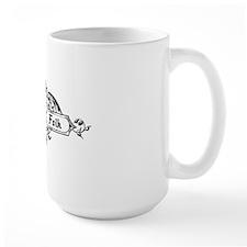 white_pledge_front Mug