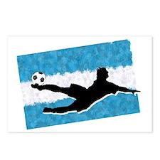 Soccer-Argentina Postcards (Package of 8)