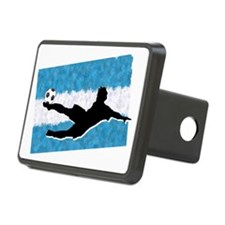 Soccer-Argentina Hitch Cover