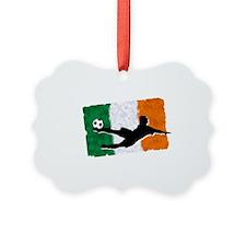 Soccer-Ireland Ornament