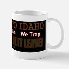 Welcome to Idaho Bumper sticker.gif Mug