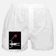 Pirate_Flag_Black_Beard(F) Boxer Shorts