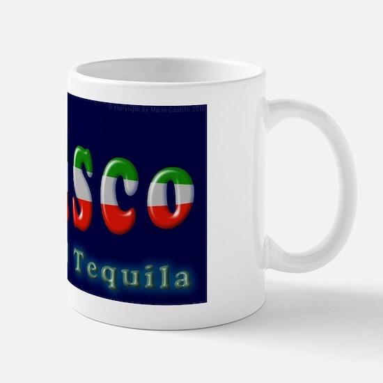 Jalisco- Tierra del Tequila Mug