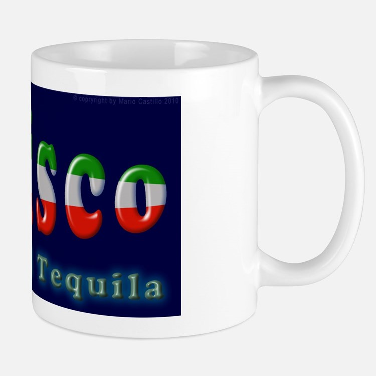 Jalisco- Tierra del Tequila Small Small Mug