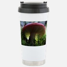 redmushroomcalendarprint Travel Mug