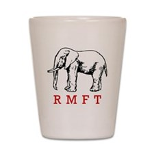 rmft t shirt copy Shot Glass