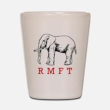 rmft t shirt copy Shot Glass