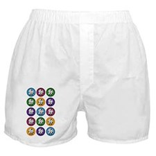 cowcolorjournal Boxer Shorts