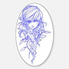 GirlGamerDolliBelliBlu Decal