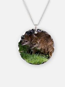(15) Wallabies Necklace