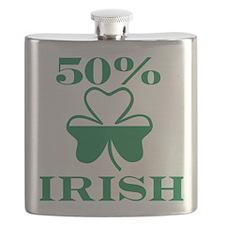 50%_irish Flask