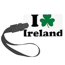 i_love_ireland Luggage Tag