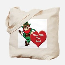 St. Pats Valentines Combo Tote Bag