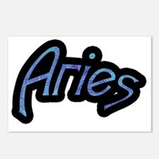 aries Postcards (Package of 8)