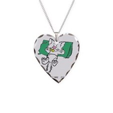 Story Teller Baby Cat Necklace