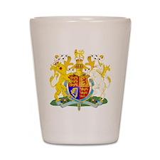 United_Kingdom Shot Glass