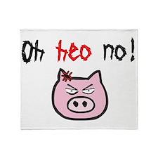 heo Throw Blanket