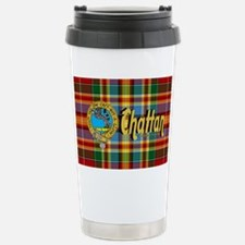chat3.5x5.5oval Stainless Steel Travel Mug
