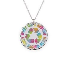 what-goes-around-T Necklace