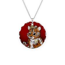 Chueh Tiger Renoly 2010 Necklace