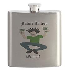 FutureLotteryWinner Man copy Flask