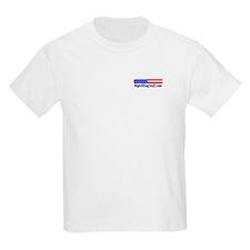 2nd Second Amendment Security Kids T-Shirt