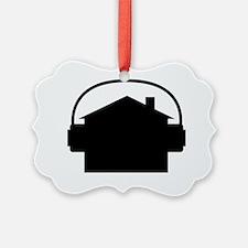 2-house Ornament