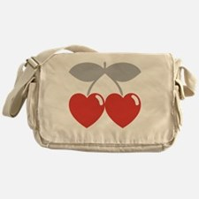 cherry2 Messenger Bag