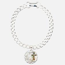 2-Picture Frame Bracelet