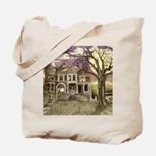 house3colorshirt Tote Bag