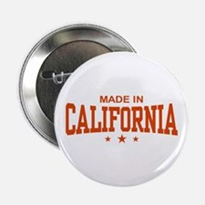 Made in California Button
