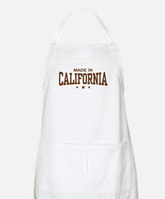 Made in California BBQ Apron