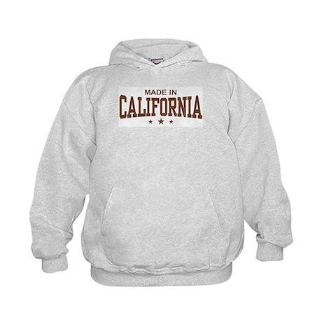 Made in California Kids Hoodie