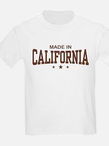 Made in California Kids T-Shirt