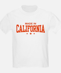 Made in California Kids T-Shirt