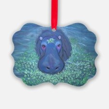 Hippo Gill Ornament