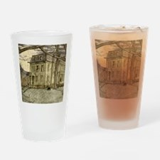 housecolorshirt Drinking Glass