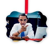 ART This Obama 1 Ornament