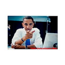 ART This Obama 1 Rectangle Magnet