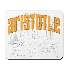 Aristotle Dark Mousepad